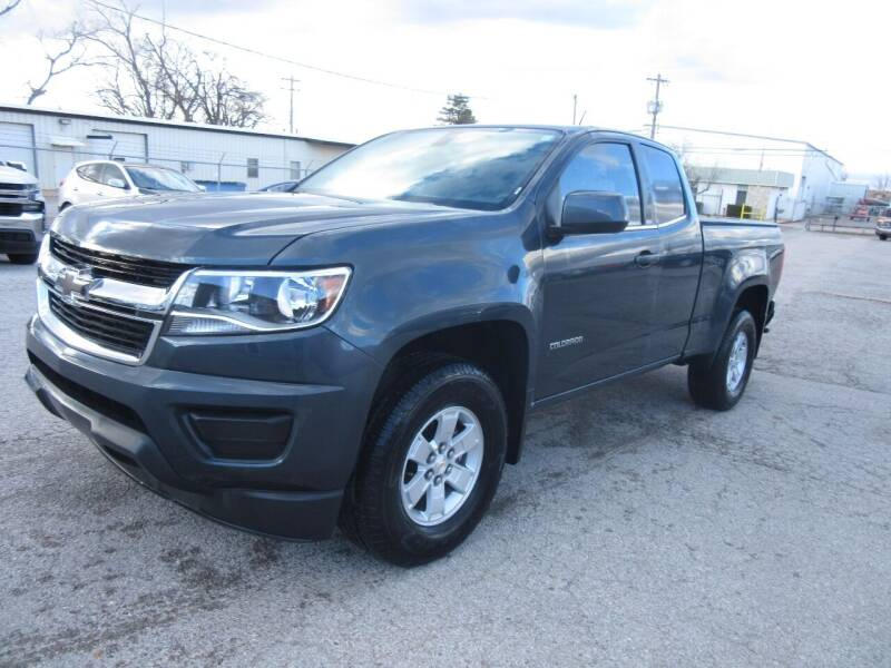 2019 Chevrolet Colorado for sale at Grays Used Cars in Oklahoma City OK