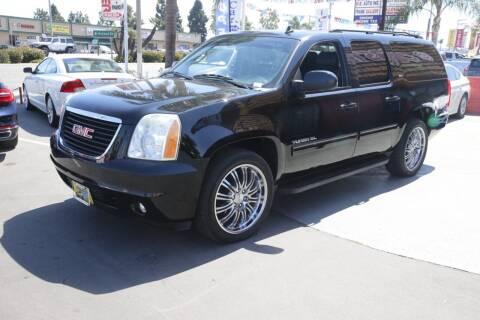 2012 GMC Yukon XL for sale at CARSTER in Huntington Beach CA
