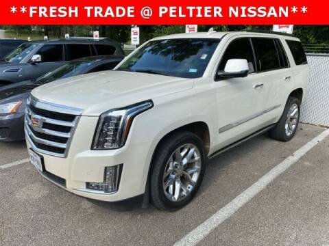 2015 Cadillac Escalade for sale at TEX TYLER Autos Cars Trucks SUV Sales in Tyler TX