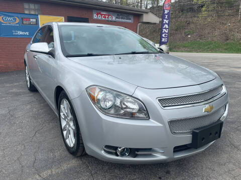 2011 Chevrolet Malibu for sale at Doctor Auto in Cecil PA