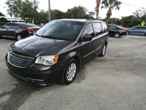 2016 Chrysler Town and Country for sale at S & T Motors in Hernando FL