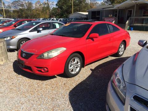 2007 Toyota Camry Solara for sale at Space & Rocket Auto Sales in Hazel Green AL