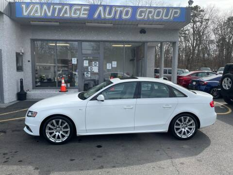 2012 Audi A4 for sale at Vantage Auto Group in Brick NJ