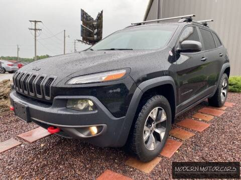 2017 Jeep Cherokee for sale at Modern Motorcars in Nixa MO