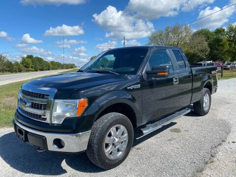 2014 Ford F-150 for sale at C4 AUTO GROUP in Claremore OK