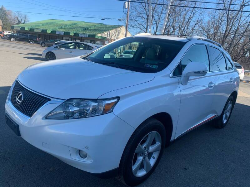 2011 Lexus RX 350 for sale at Sam's Auto in Akron PA