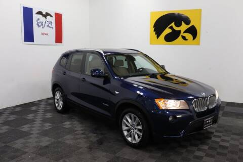 2013 BMW X3 for sale at Carousel Auto Group in Iowa City IA