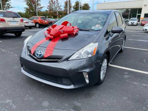 2012 Toyota Prius v for sale at Charlotte Auto Group, Inc in Monroe NC