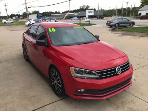 2016 Volkswagen Jetta for sale at Auto Import Specialist LLC in South Bend IN