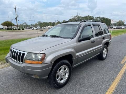1999 Jeep Grand Cherokee for sale at Double K Auto Sales in Baton Rouge LA