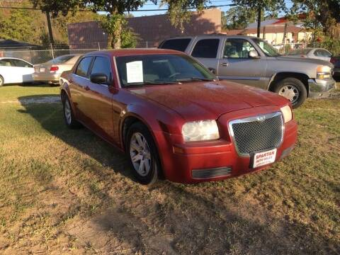 2007 Chrysler 300 for sale at Spartan Auto Sales in Beaumont TX