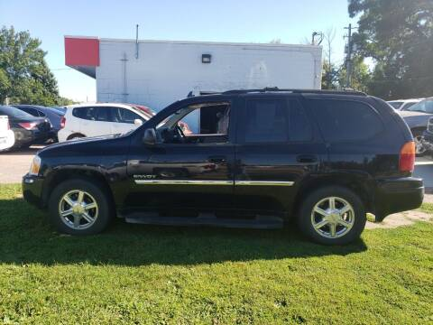 2006 GMC Envoy for sale at RIVERSIDE AUTO SALES in Sioux City IA