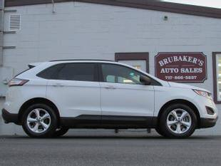 2016 Ford Edge for sale at Brubakers Auto Sales in Myerstown PA
