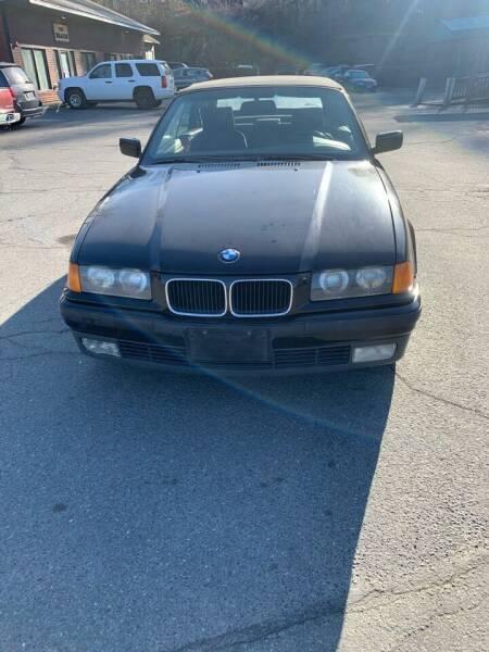 1995 BMW 3 Series for sale at ALAN SCOTT AUTO REPAIR in Brattleboro VT