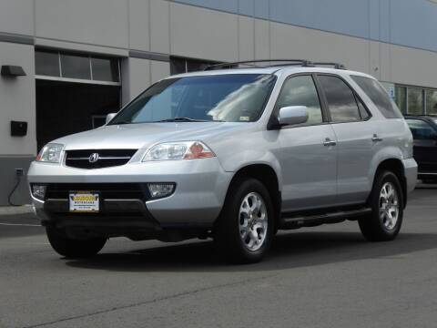 2002 Acura MDX for sale at Loudoun Used Cars - LOUDOUN MOTOR CARS in Chantilly VA