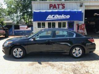 2011 Honda Accord for sale at Route 107 Auto Sales LLC in Seabrook NH