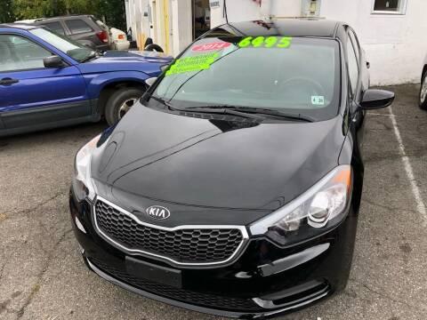 2014 Kia Forte for sale at Washington Auto Repair in Washington NJ