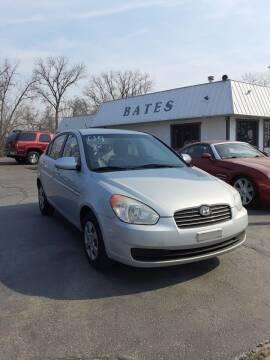 2009 Hyundai Accent for sale at Bates Auto & Truck Center in Zanesville OH