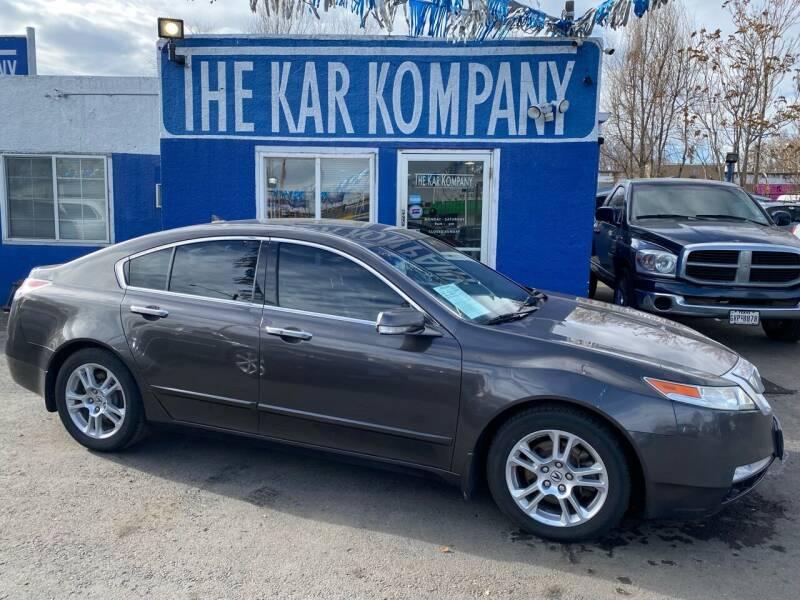 2009 Acura TL for sale at The Kar Kompany Inc. in Denver CO