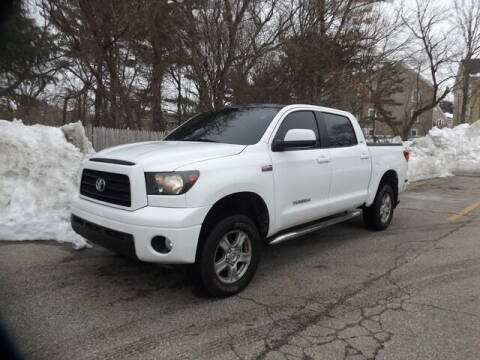 2007 Toyota Tundra for sale at Wayland Automotive in Wayland MA