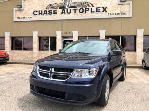 2018 Dodge Journey for sale at CHASE AUTOPLEX in Lancaster TX