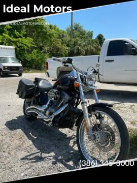 2007 Harley-Davidson Softail Standard for sale at Ideal Motors in Oak Hill FL