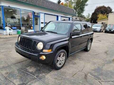 2007 Jeep Patriot for sale at MOE MOTORS LLC in South Milwaukee WI