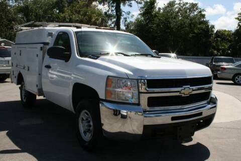2008 Chevrolet Silverado 2500HD for sale at Mike's Trucks & Cars in Port Orange FL