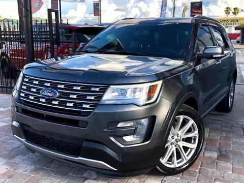 2016 Ford Explorer for sale at Unique Motors of Tampa in Tampa FL