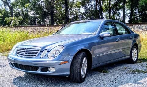 2003 Mercedes-Benz E-Class for sale at Abingdon Auto Specialist Inc. in Abingdon VA