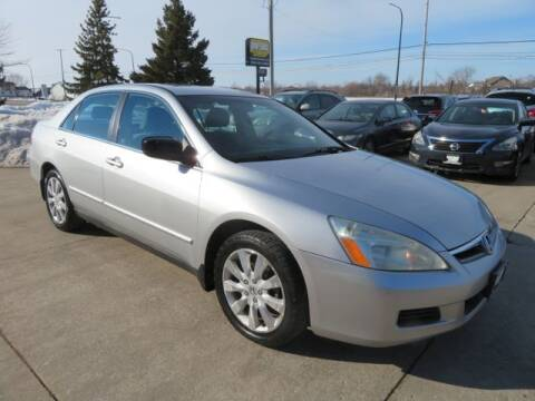 2007 Honda Accord for sale at Import Exchange in Mokena IL