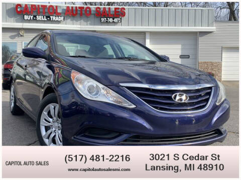 2011 Hyundai Sonata for sale at Capitol Auto Sales in Lansing MI