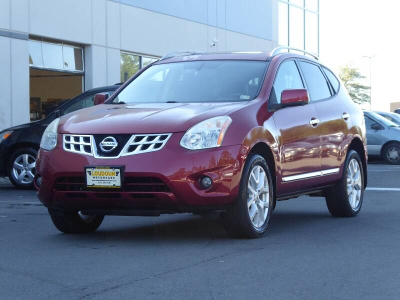 2012 Nissan Rogue for sale at Loudoun Motor Cars in Chantilly VA