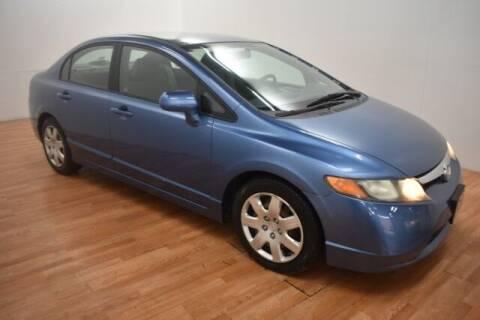 2008 Honda Civic for sale at Paris Motors Inc in Grand Rapids MI