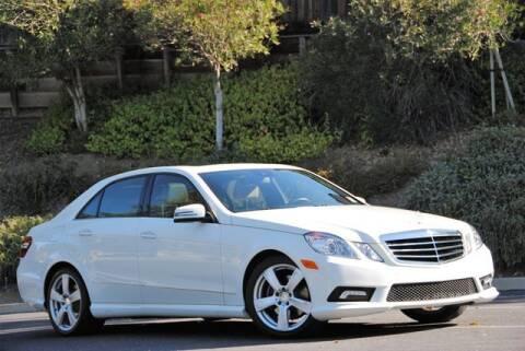2011 Mercedes-Benz E-Class for sale at VSTAR in Walnut Creek CA