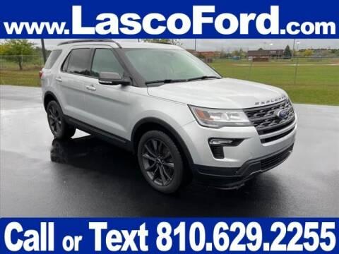2018 Ford Explorer for sale at LASCO FORD in Fenton MI