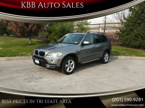 2008 BMW X5 for sale at KBB Auto Sales in North Bergen NJ