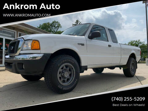 2005 Ford Ranger for sale at Ankrom Auto in Cambridge OH