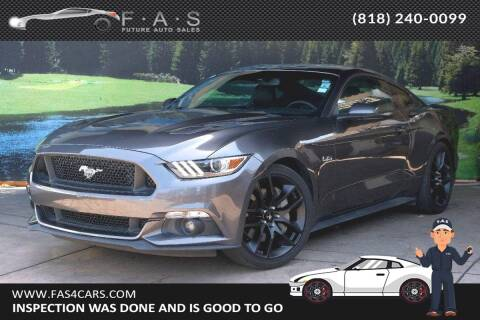 2015 Ford Mustang for sale at Best Car Buy in Glendale CA