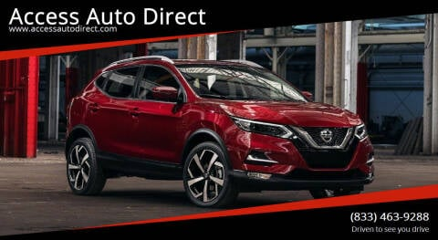 2020 Nissan Rogue Sport for sale at Access Auto Direct in Baldwin NY