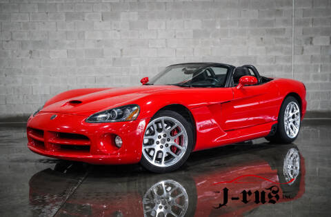 2003 Dodge Viper for sale at J-Rus Inc. in Macomb MI