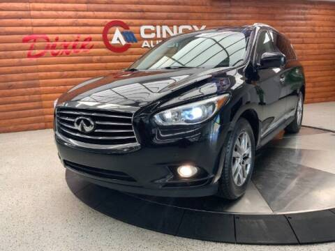 2013 Infiniti JX35 for sale at Dixie Motors in Fairfield OH