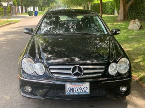 2009 Mercedes-Benz CLK for sale at Car Lanes LA in Valley Village CA