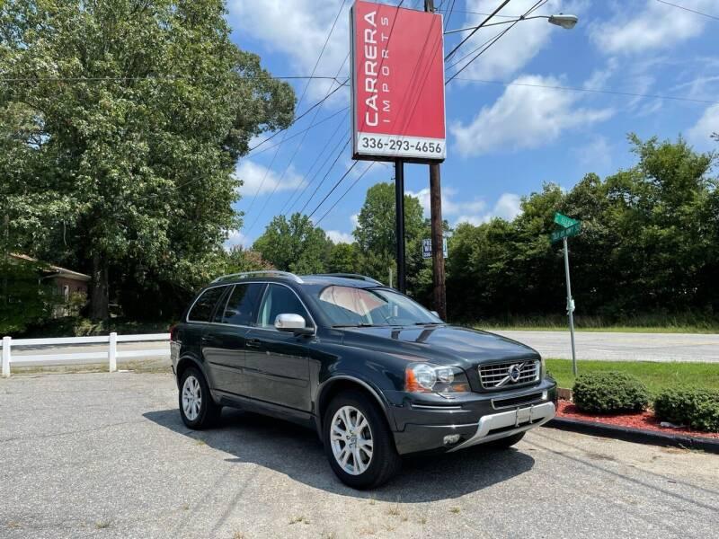 2013 Volvo XC90 for sale in Winston Salem, NC