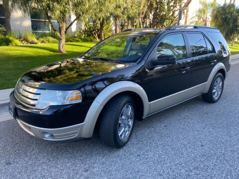 2008 Ford Taurus X for sale at Donada  Group Inc in Arleta CA
