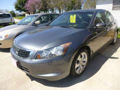 2010 Honda Accord for sale at Ed Steibel Imports in Shelby NC