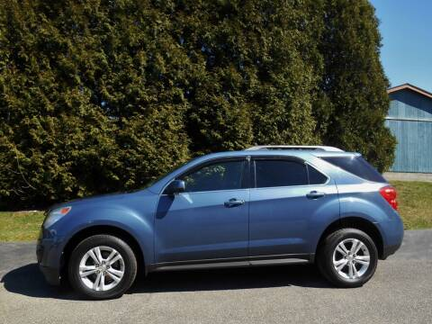 2012 Chevrolet Equinox for sale at CARS II in Brookfield OH