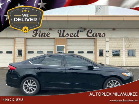 2017 Ford Fusion for sale at Autoplex 2 in Milwaukee WI