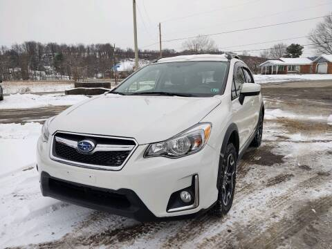 2017 Subaru Crosstrek for sale at G & H Automotive in Mount Pleasant PA