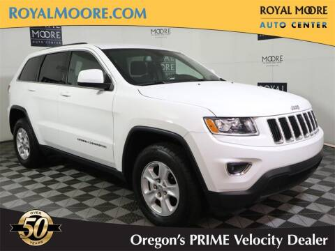 2016 Jeep Grand Cherokee for sale at Royal Moore Custom Finance in Hillsboro OR